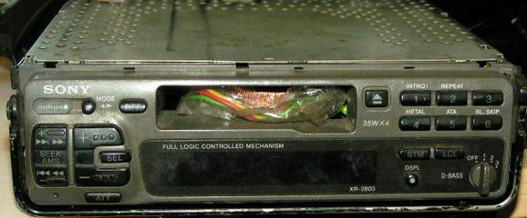 магнитоле SONY XR-2803